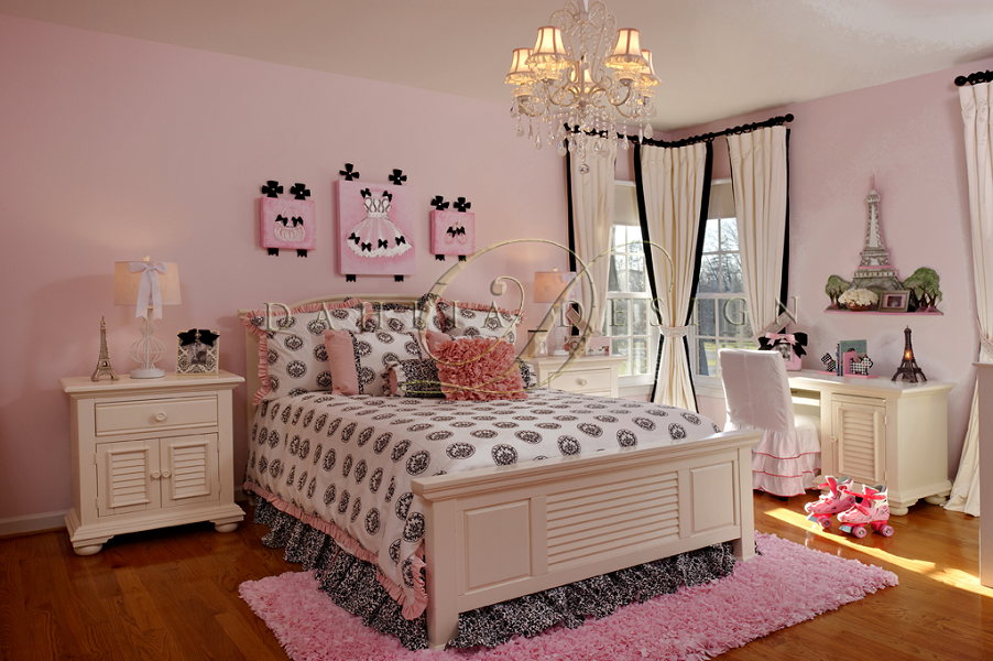 Dahlia-child room design 01